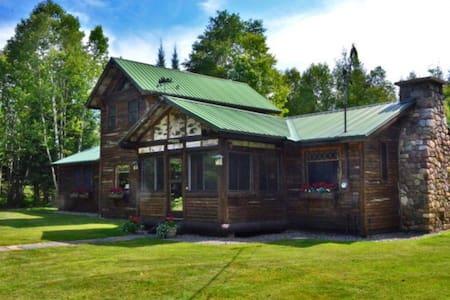 Perfect Adirondack Get Away - Bloomingdale - Casa