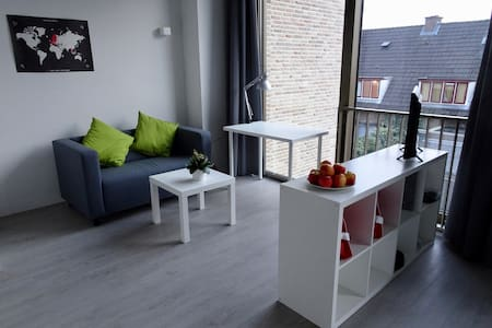 Modern apartment with free bicycles - Utrecht