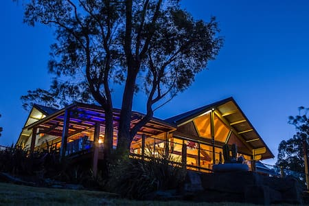 Huon Valley Spa Retreat - Lower Longley - Haus