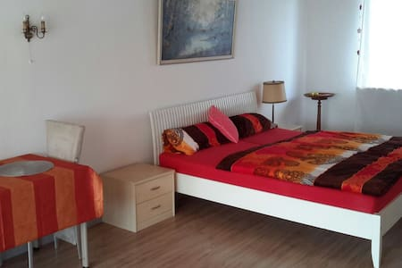 Zimmer mit Dachterasse - Frankfurt am Main - Casa