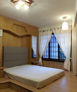 Entire apartment for rent, close to MRT and shops - Szingapúr