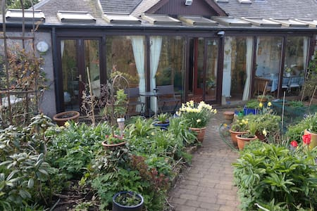 Converted Piggery in East Ayrshire - Stewarton - 一軒家
