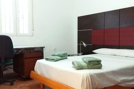 Habitacion Doble Con Baño Privado - Haus