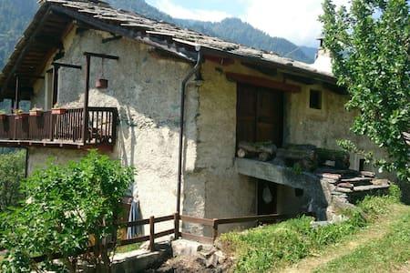Bertines Soleggiata Baita Montagna - Rumah