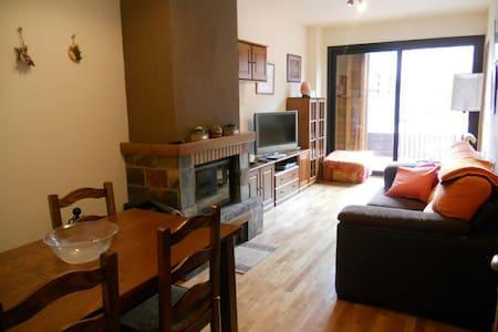 Vives la montaña con encanto - Apartamento
