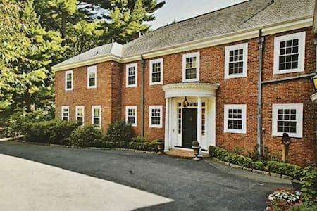 Milton Mansion-PRIVACY-big groups - Casa