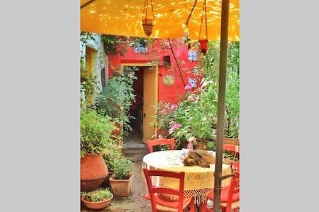 Gardens of Irini - The Studio - Bellapais