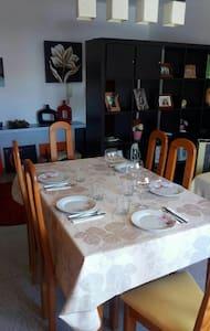 Óptimo repouso em Benavente - Benavente - Apartment