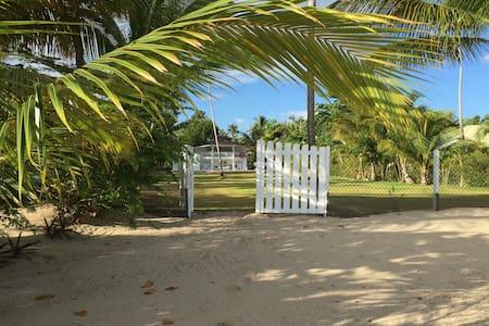 Casa Blanca Beach Villa - Las Terrenas - Villa