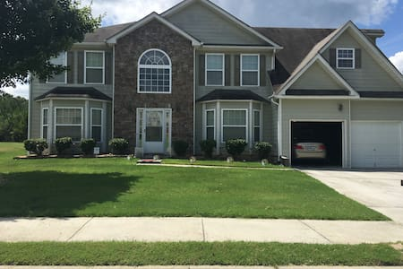 Rent 1, 2, or 3 Rooms in 5 BR Home - Fairburn - Casa