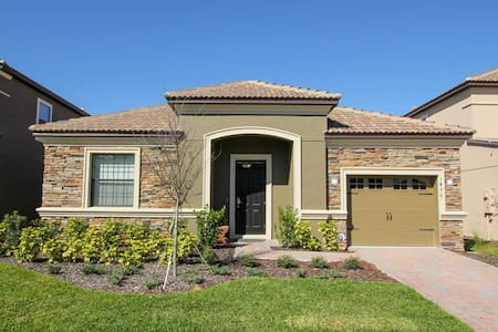 ChampionsGate - Pool Home 4BR/3BA - Sleeps 8 - Gold - RCG421 - Four Corners