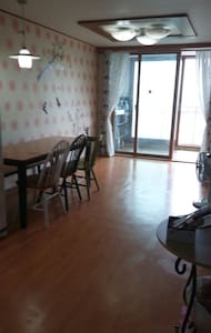 My sweet home near Eunpa park - 군산시 - Lejlighed