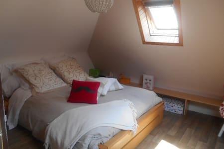 single room with breakfast! - Quimper - Bed & Breakfast