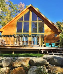 Mountain View Retreat, Near skiing, shopping - Bartlett - Cabane