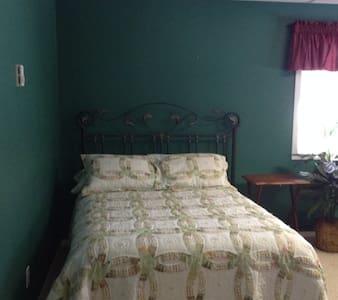 Spacious Room w/ En-Suite Bathroom - Ház