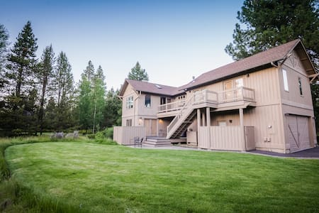 Beautiful Sunriver Lodge - Ház