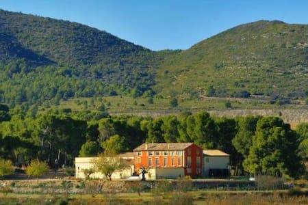 Espectacular Villa, Finca Ecológica - Ontinyent - Villa