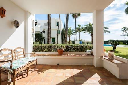 Habitación en primera linea d playa - Bed & Breakfast