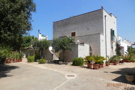 B&B Masseria SD di Manchisi - Cozzana - Bed & Breakfast