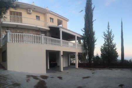 Avalon Villa at Platres - Pano Platres  - Huis
