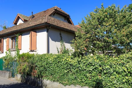 Charming villa near to city center, - Lancy