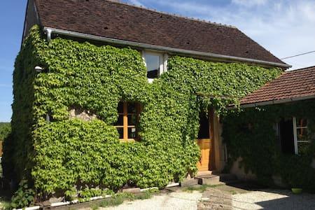 Maison 75 m2 Jardin Vue dégagée - Asnières-sous-Bois - Rumah