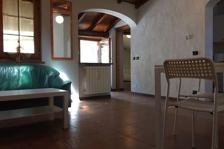 rustico relax immerso nel verde - Cuveglio - Wohnung
