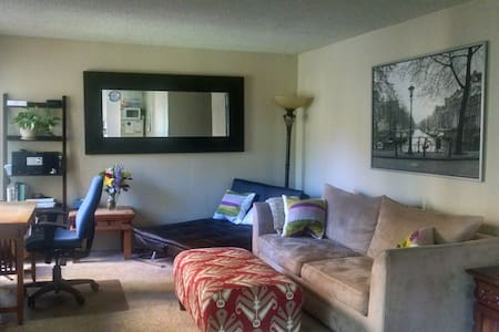 Cozy 2-bedroom Apartment in Livermore - Apartamento