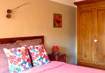 L'Autre Maison - Chambre Capitelle - Bed & Breakfast