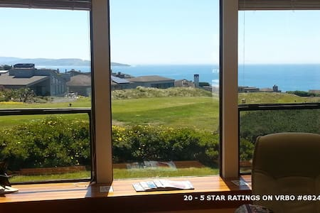 Bodega Bay Golf Course Ocean Views - Bodega Bay