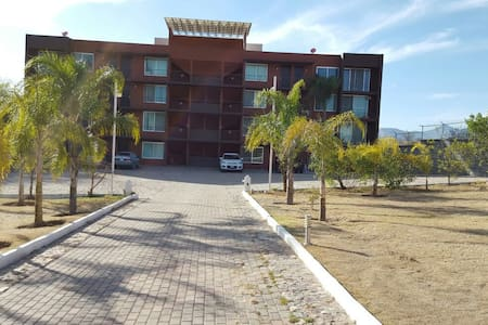 Luxury gated complex new apartments - Guanajuato
