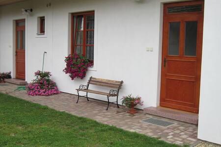 Apartmány jižní Čechy 2 - Třeboňsko - House