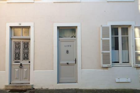Gite de charme Nuits St Georges - Casa