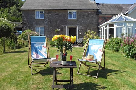 The Smithy Relaxing B&B Hay On Wye - Bed & Breakfast