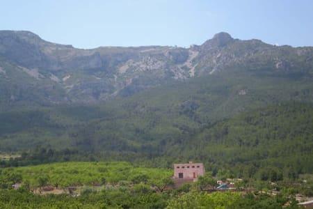Habitación en masía rural. - Pratdip