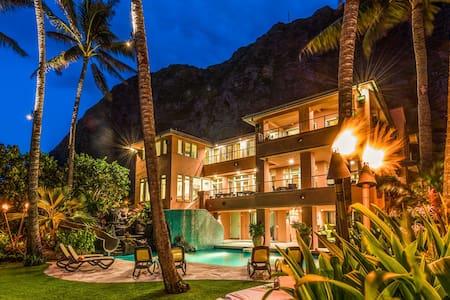 The Royal Hawaiian Estate Main House - ワイマナロ