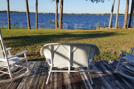 A Gem on Lake Sebring - Sebring - Ev