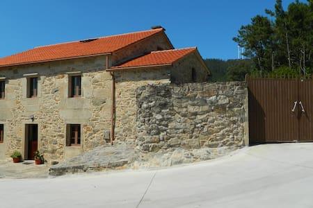 Casa Crina Casa restaurada con finca grande - Corunha - Casa