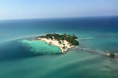 Great Holiday Getaway-Royal Belize Private Island - Ilha