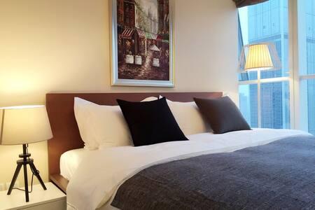 【Kayton suites】 春熙路 IFS 太古里观景 - Pis