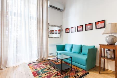 Comfy Mezzanine In The Centre - Byt