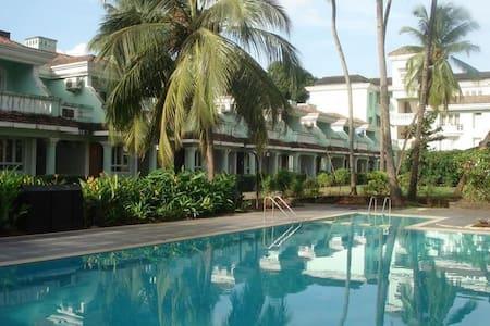 Lovely 3-BHK Duplex Row Villa in South Goa - Navelim