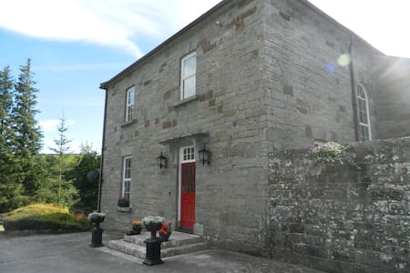 Built in 1766 - The Glebe House - Ennistymon - Casa