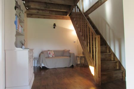 Private Annexe in a farmhouse - Breuil-Barret - House