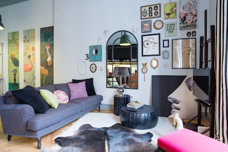 Charming apartment- best location - Budapest