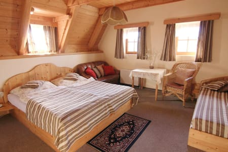 Close to Prague downtown, yet in nature! - Prague - Bed & Breakfast