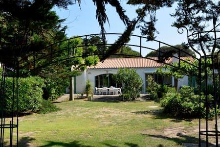 Villa en bord de plage - ILE DE RÉ - Sainte-Marie-de-Ré - Villa