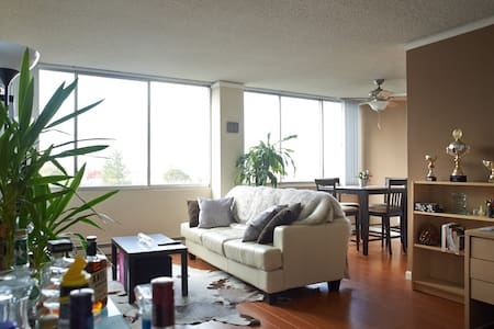 Charming apt with panoramic views!