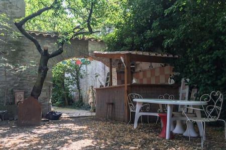 Maison de charme dans le Minervois - Dům