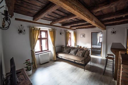 Spacious Apartment in the Old Town - Byt